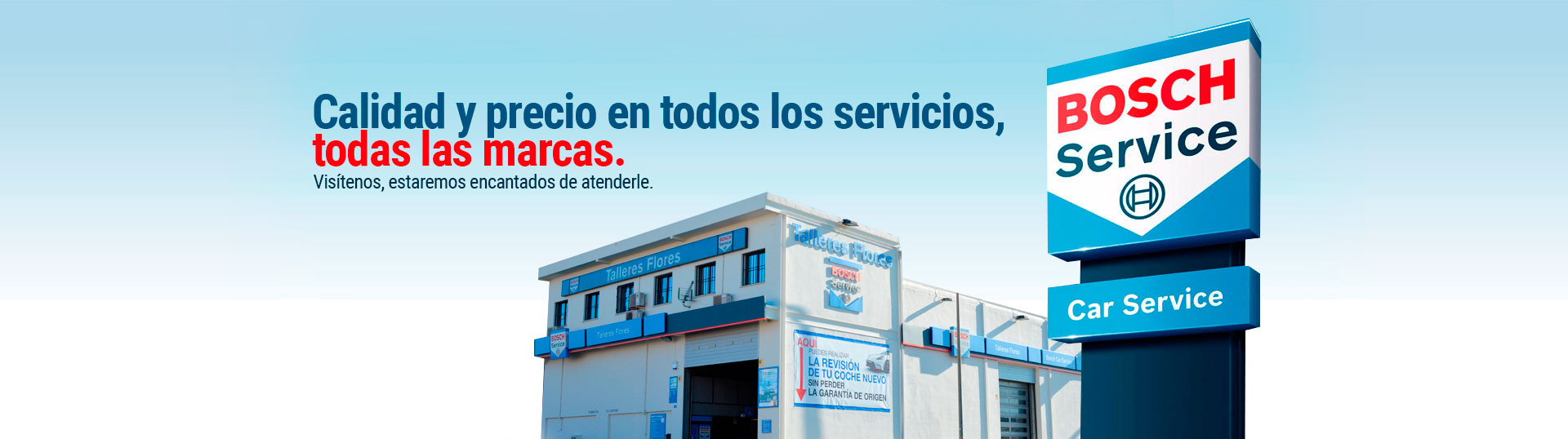 Talleres Flores Electricidad del Automóvil Huelva