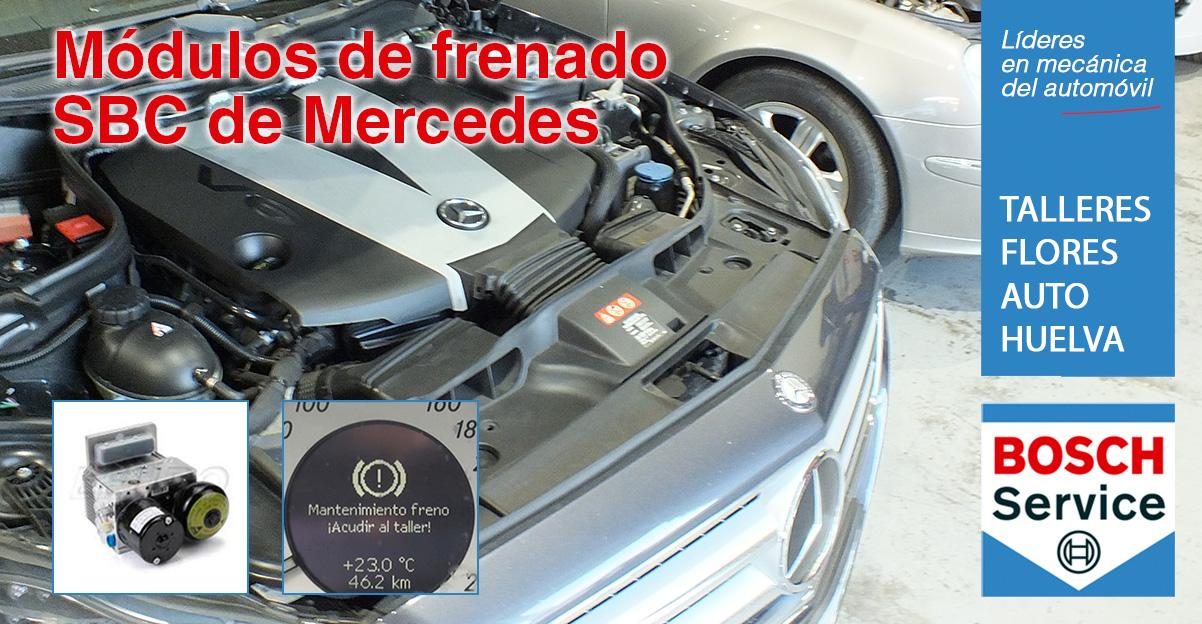 Programación De Módulos De Frenado Sbc De Mercedes Benz